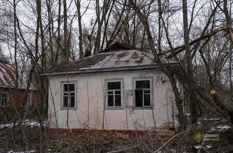 ZALISSYA VILLAGE IN CHERNOBYL