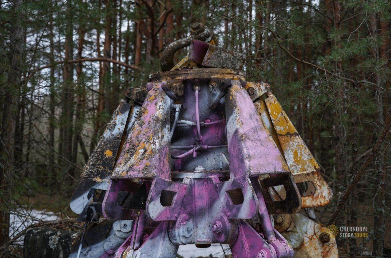 chernobyl claw of death