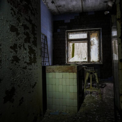 morgue in pripyat