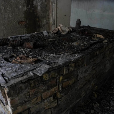 morgue in prypiat inside
