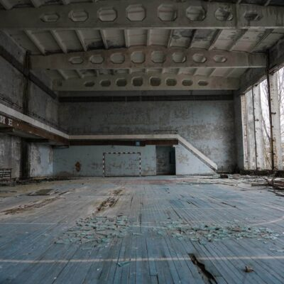 sport complex pripyat inside